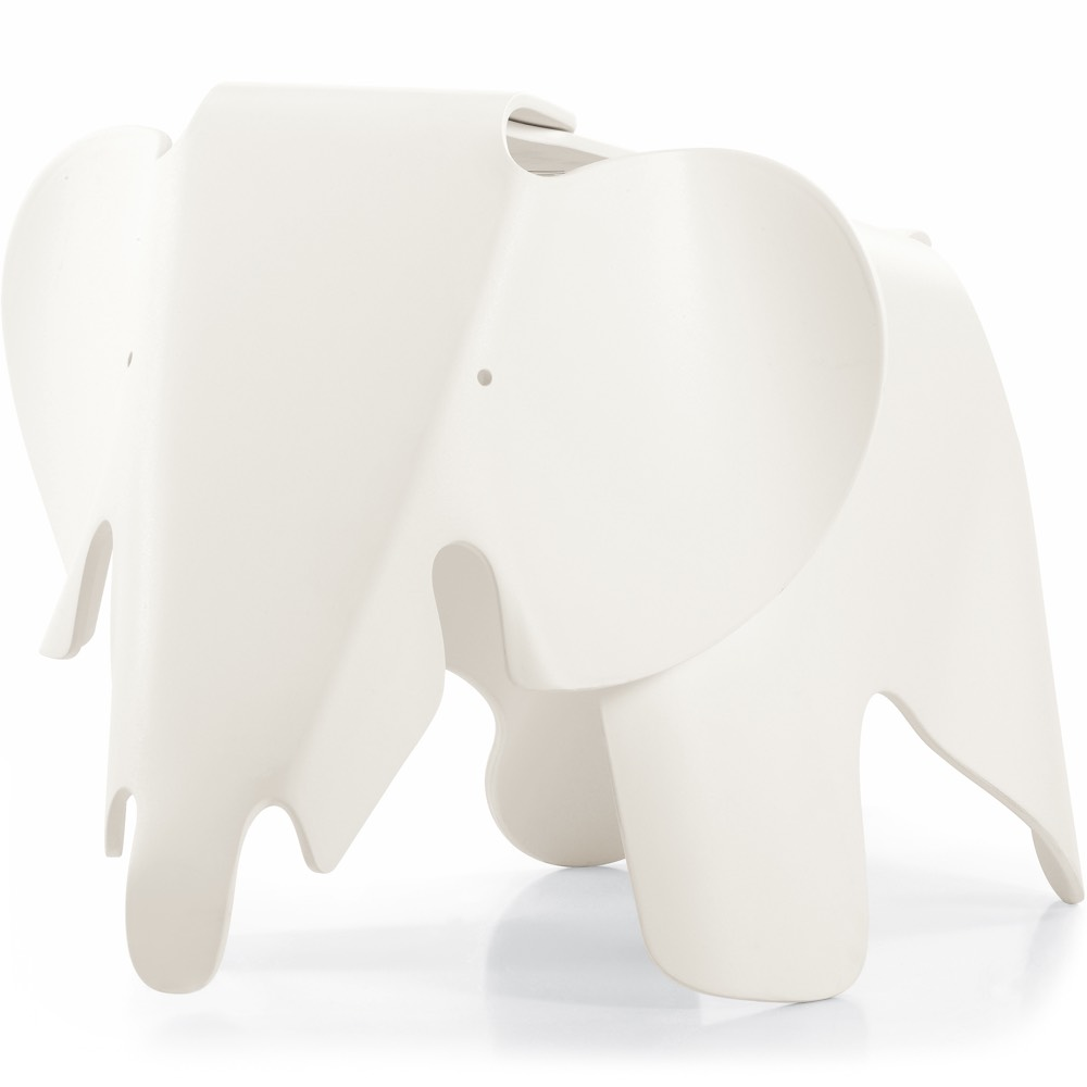 Vitra Eames Elephant stool white