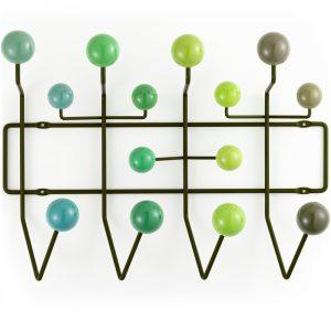 Vitra Eames Hang it All coat rack green