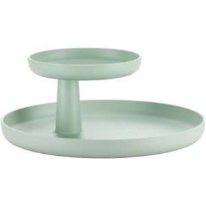Vitra Rotary Tray mint green