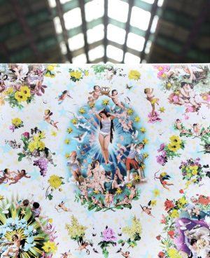 Jean Paul Gaultier wallpaper Recreation