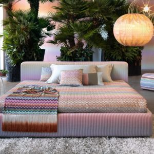 Missoni Home throw Prudence 156