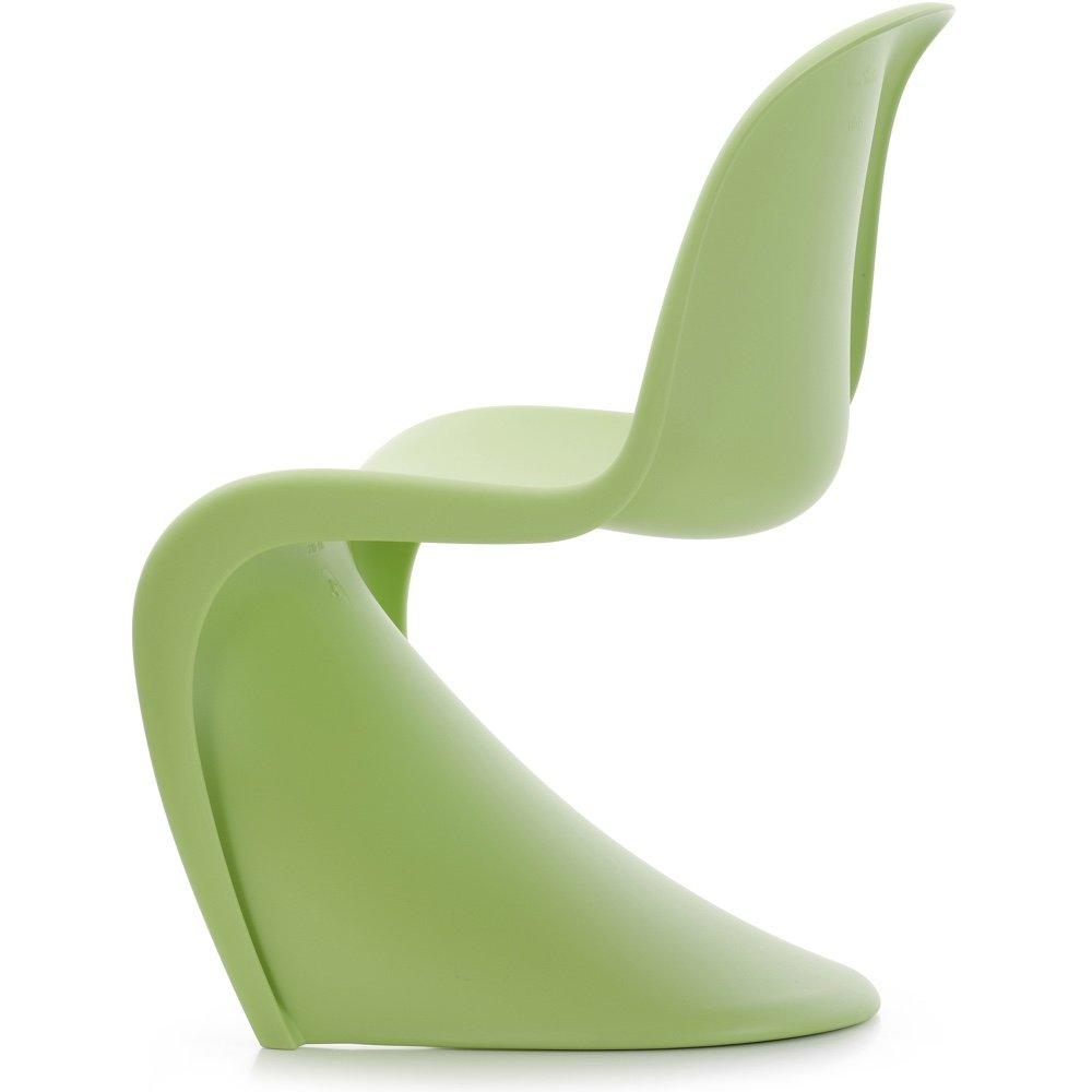 Vitra Panton Junior Chair dark lime