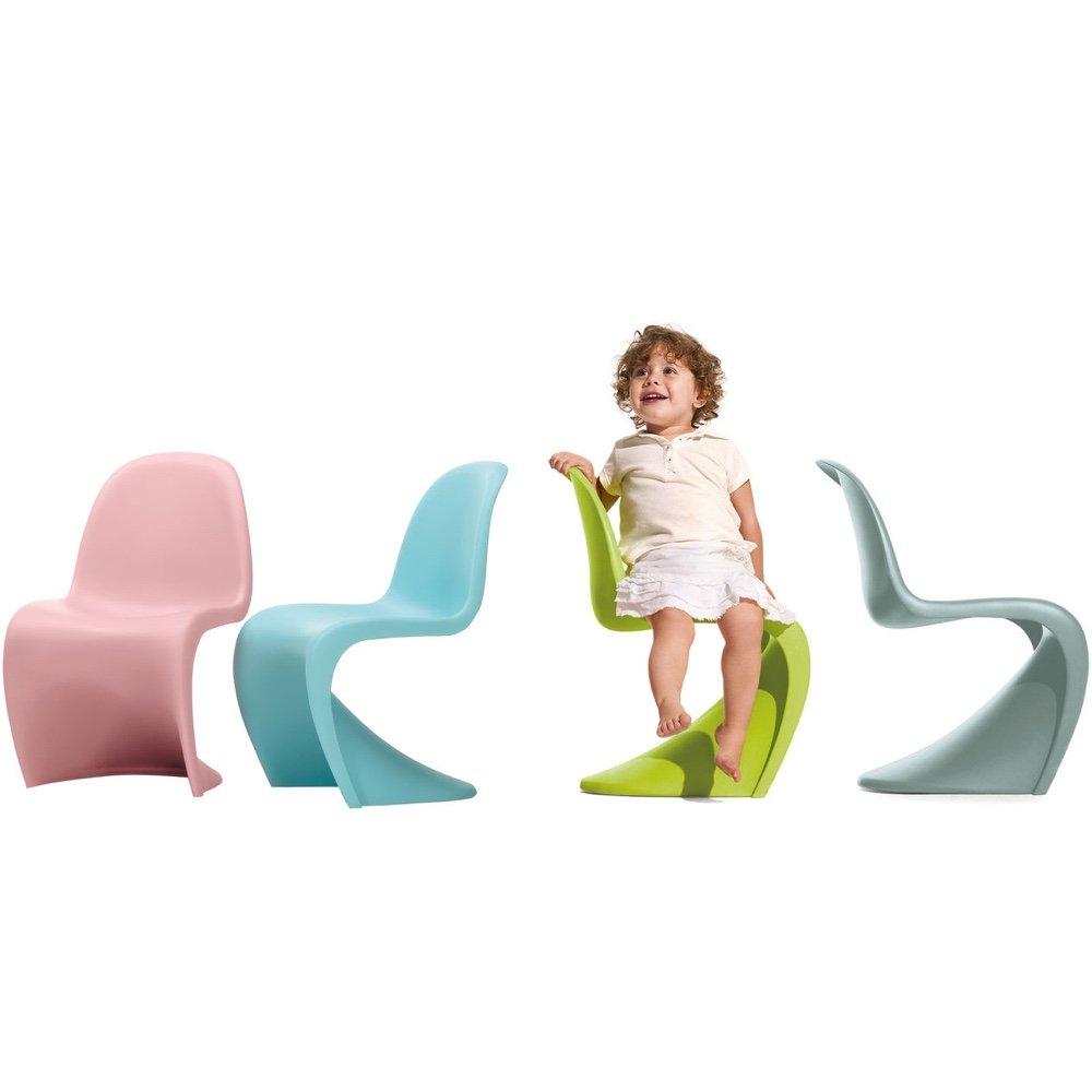 Vitra Panton Junior Chair tangerine