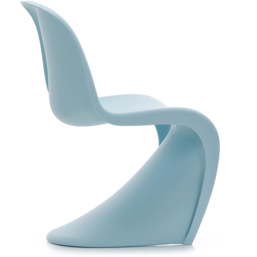 Vitra Panton Junior Chair light blue