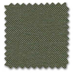 Vitra Seat Dot reversible cushion Dark-green - Grey