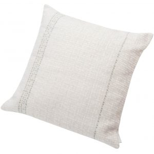 David Füssenegger cushion cover Diva Structured pearl