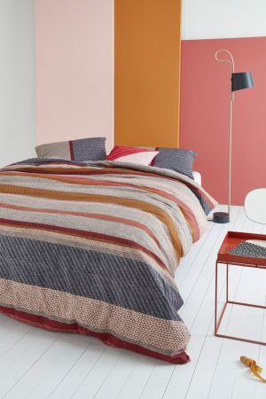 Oilily Everglade bedding red