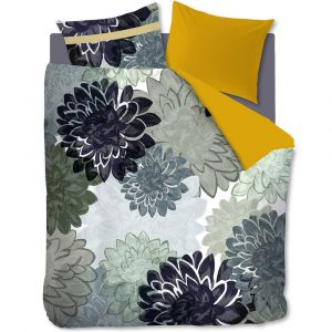 Oilily Flower Parade bedding blue-green