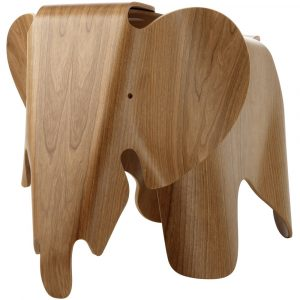 Vitra Eames Elephant stool Plywood