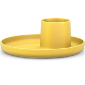 Vitra O-Tidy storage container yellow