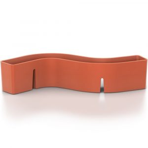 Vitra S-Tidy storage container poppy red