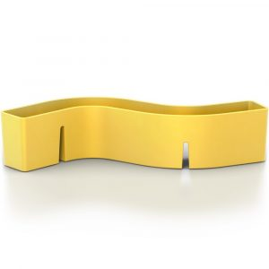 Vitra S-Tidy storage container yellow