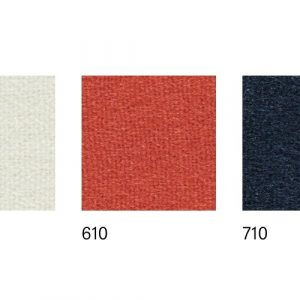 Kvadrat Ready Made Curtain Frozen fabric