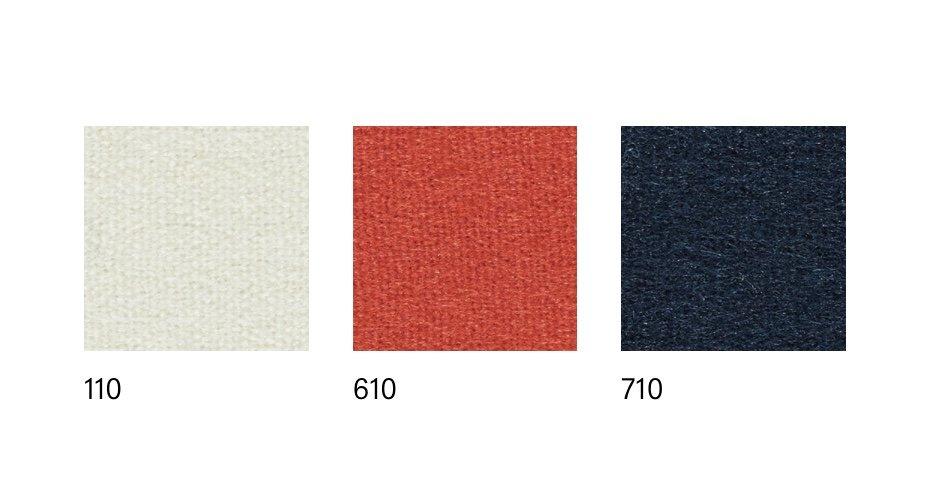 Kvadrat Ready Made Curtain Frozen fabric