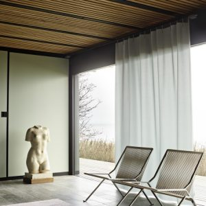 Kvadrat Ready Made Curtain Washi fabric