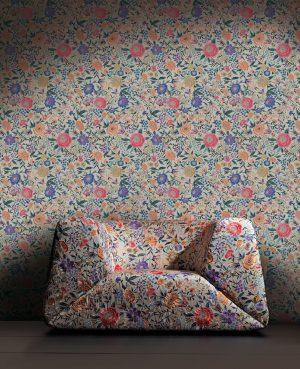Missoni Home wallpaper Oriental Garden 10015