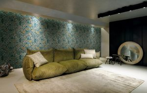Missoni Home wallpaper Oriental Garden 10012