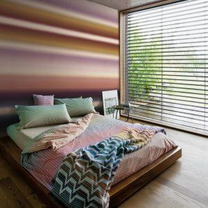 Missoni Home wallpaper panel Riga Sfumata 20093