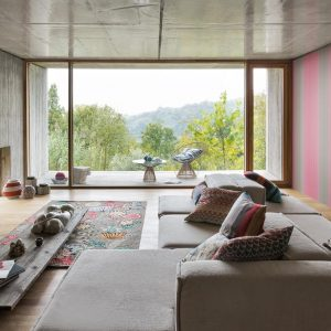 Missoni Home wallpaper Vertical Stripe 10073