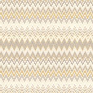 Missoni Home wallpaper Zigzag Multicolore 10061