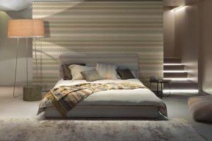 Missoni Home wallpaper Zigzag Multicolore 10062