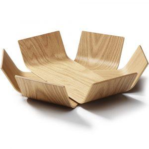 BEdesign Lily Bowl oak natural