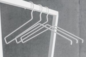 BEdesign Lume coat hanger white
