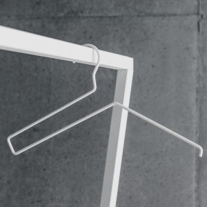 BEdesign Lume coat stand white