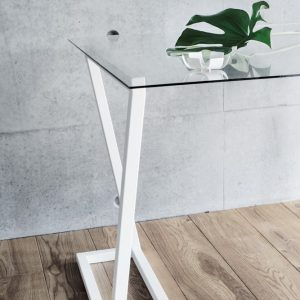 BEdesign Lume table legs white - set of 2