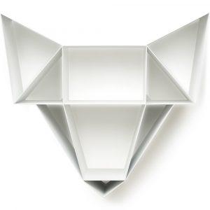 BEdesign Wolf Shelf white