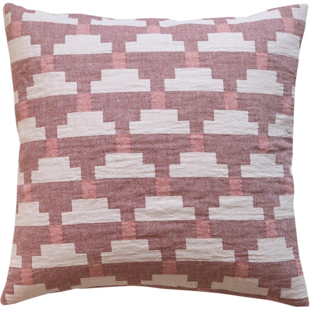 Brita Sweden cushion cover Confect Sumac