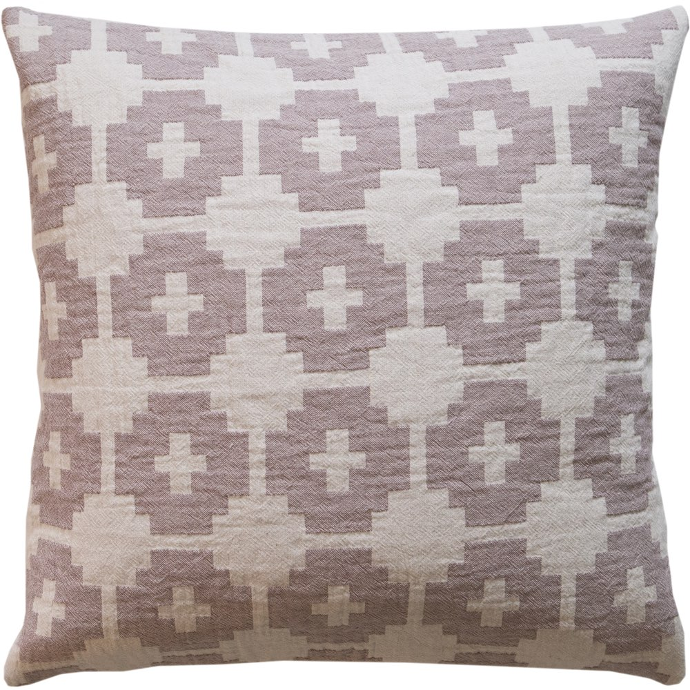 Brita Sweden cushion cover Flower Mauve