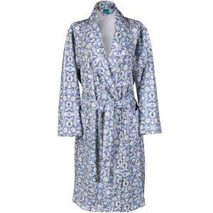 Elaiva lightweight bathrobe Alma Blue