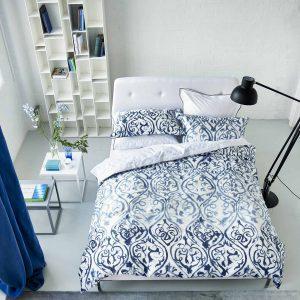 Designers Guild bed linen Arabesque