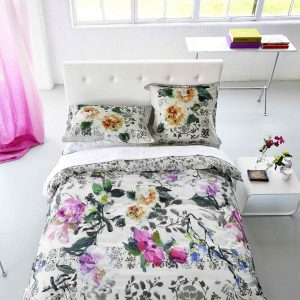 Designers Guild bed linen Majolica
