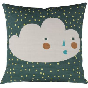 Donna Wilson cushion Cloudy Face