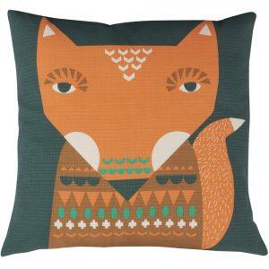Donna Wilson cushion Fox orange