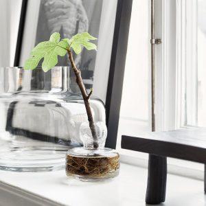 Marimekko Flower vase clear