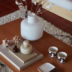 Marimekko Ming vase opaque