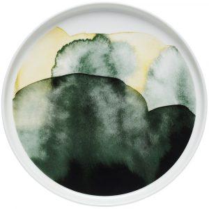 Marimekko dinner plate Saapaivakirja 20 cm
