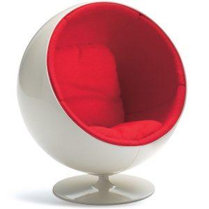 Vitra Ball Chair miniature
