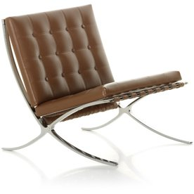 Vitra MR 90 Barcelona chair miniature