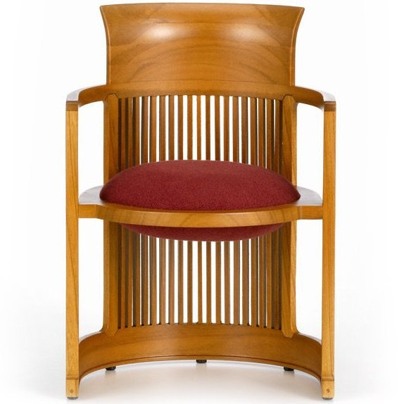 Vitra Barrel Chair miniature