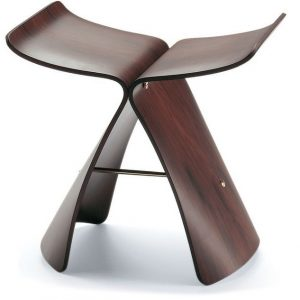 Vitra Butterfly stool miniature