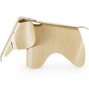 Vitra Plywood Elephant natural miniature