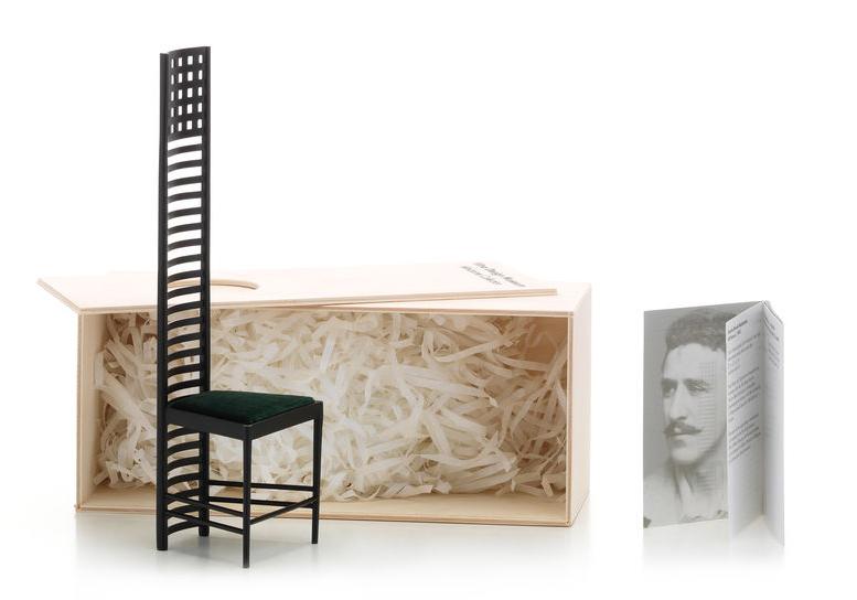 Vitra Hill House 1 chair miniature