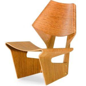 Vitra Laminated Chair miniature