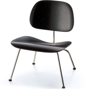 Vitra LCM chair black miniature