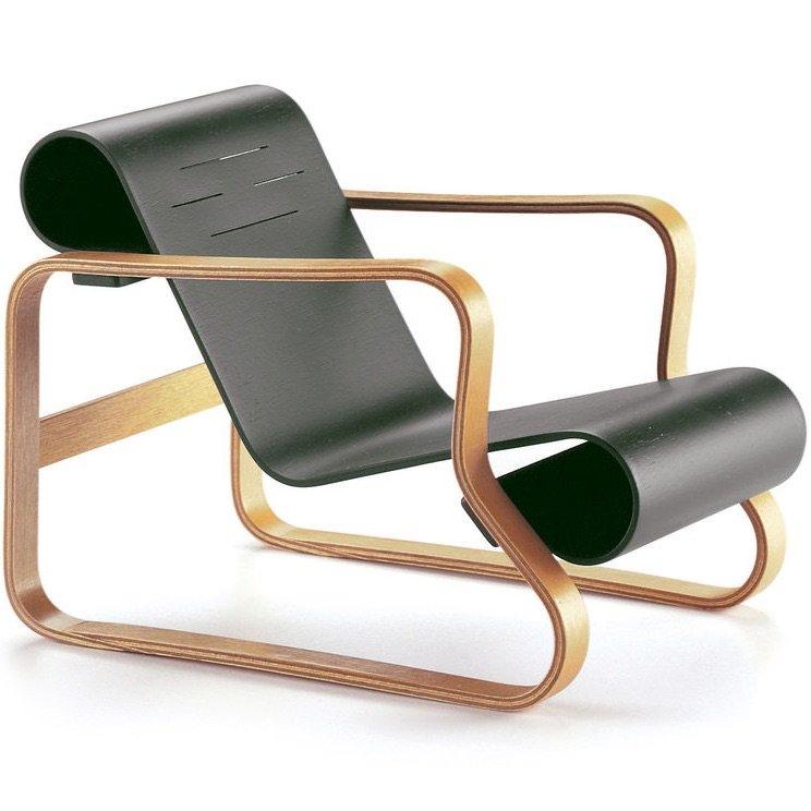 Vitra No.41 Paimio chair miniature
