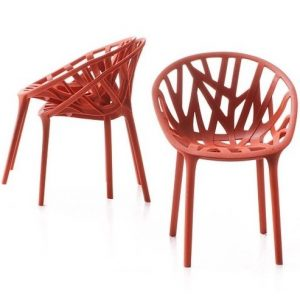 Vitra Vegetal brick chair miniature - set of 3